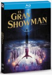 El Gran Showman (Blu-Ray) (Ed. Libro)