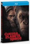 La Guerra Del Planeta De Los Simios (Blu-Ray) (Ed. Libro)