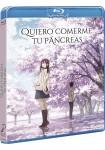 Quiero Comerme Tu Páncreas (Blu-Ray)
