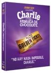 Charlie Y La Fábrica De Chocolate (Blu-Ray) (Iconic)