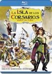 La Isla de los Corsarios (Blu-Ray)