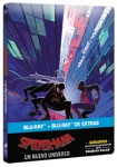 Spider-Man : Un Nuevo Universo (Blu-Ray + Blu-Ray De Extras) (Ed. Metálica)**