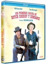 Los Primeros Golpes De Butch Cassidy Y Sundance (Divisa) (Blu-Ray)