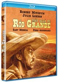 Más Allá Del Río Grande (Divisa) (Blu-Ray)