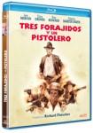 Tres Forajidos Y Un Pistolero (Divisa) (Blu-Ray)