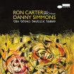 The Brown Beatnik Tomes (Ron Carter & Danny Simmons) CD