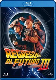 Regreso al Futuro III (Blu-Ray)