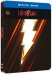 Shazam! (Blu-Ray 3d+2d) (Ed. Metálica)