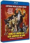 Kung Fu Contra Los Siete Vampiros De Oro (Blu-Ray)