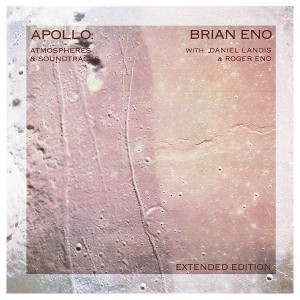 Apollo: Atmospheres & Soundtracks Extended Edition Brilliant Box (Brian Eno) CD(2)