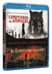 Cementerio Viviente + Cementerio De Animales (Blu-Ray)