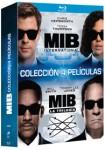 Pack Men In Black 1 a 4 (Blu-Ray)