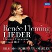 Brahms, Schumann & Mahler: Lieder (Reneé Fleming) CD