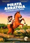 Pirata Arratoia eta hazteko beste abentura batzuk (La rata pirata y otras aventuras para crecer) (Carátula en Euskera)