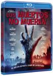 Los Muertos No Mueren (Blu-Ray)