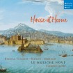 Hasse At Home - Cantatas And Sonatas (Le Musiche Nove) CD