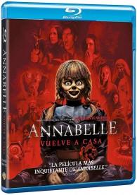 Annabelle Vuelve A Casa (Blu-Ray)