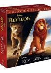 Pack El Rey León (clásico) + El Rey León (Imagen real) (Blu-Ray)