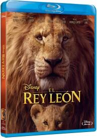 El Rey León (Live Action) (Blu-Ray)