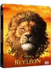 El Rey León (Imagen Real) (Blu-Ray) (Ed. Metálica)