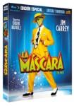 La Máscara (Blu-Ray + Postales) (Edición Limitada)