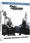Fast & Furious: Hobbs & Shaw (Blu-Ray 3d + Blu-Ray) (Ed. Metálica)