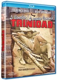 Le Llamaban Trinidad + Le Seguían Llamando Trinidad (Blu-Ray)
