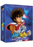 Saint Seiya - Los Caballeros Del Zodiaco : Movie Box 1987 - 2014 (Blu-Ray)