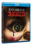 Pack Annabelle (Colección 3 Películas) (Blu-Ray)