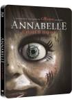 Annabelle Vuelve A Casa (Blu-Ray) (Ed. Metálica)