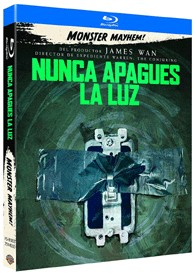 Nunca Apagues La Luz (Blu-Ray) (Mayhem Collection)