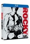 Pack Rocky 1 a 6 (Blu-Ray) (Ed. Black Metal)