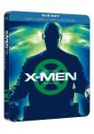 X-Men - Trilogía Original (Blu-Ray) (Ed. Black Metal)