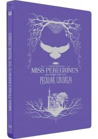 El Hogar De Miss Peregrine Para Niños Peculiares (Blu-Ray) (Ed. Metálica 2019)