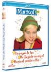Marisol : Un Rayo De Luz + Ha Llegado Un Ángel + Marisol Rumbo A Río (Blu-Ray)