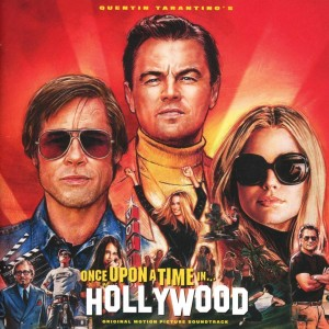 B.S.O. Quentin Tarantino's Once Upon A Time In Hollywood (CD)