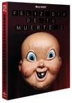 Feliz Día De Tu Muerte 2 (Blu-Ray) (Oring Halloween 2019)
