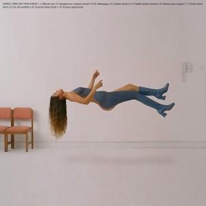 Pero No Pasa Nada (Amaia) CD