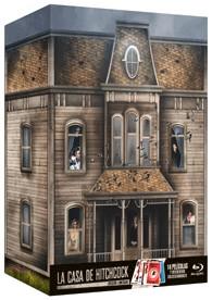 La Casa De Hitchcock (Ed. Especial Lenticular) (Blu-Ray)