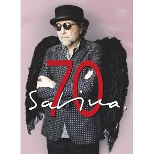 Sabina 70 (Joaquin Sabina) (4 CD + Libro)