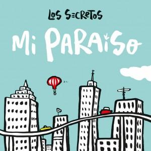 Mi paraiso (Los Secretos) (CD)