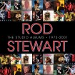 The Studio Albums: 1974-2001 (Rod Steward ) 14 CD,s