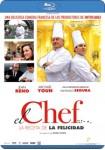 El Chef : La Receta De La Felicidad (Blu-Ray)