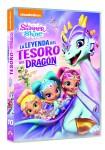 Shimmer & Shine: La leyenda del tesoro del dragón