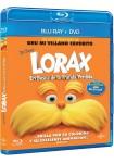 Lorax En Busca De La Trúfula Perdida (Blu-Ray + DVD)
