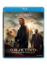 Objetivo: Washington D.C. (Blu-Ray)