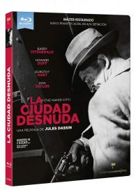 La ciudad desnuda (Blu-Ray)