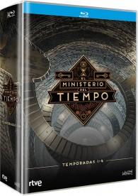 Pack El Ministerio del Tiempo. Temporadas 1ª a 4ª (Blu-Ray)