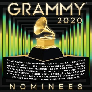 2020 Grammy® Nominees (CD)