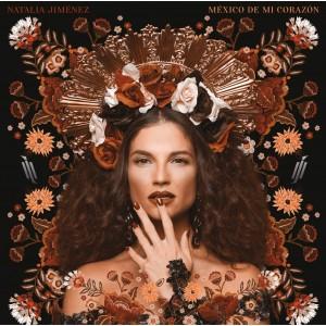 México en Mi Corazón (Natalia Jimenez) CD+DVD